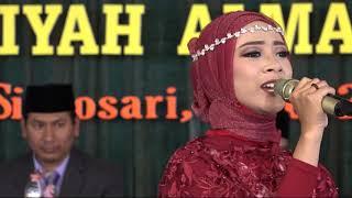 Wisuda ke 49 - MA Almaarif Singosari - 18 Lagu Hijrah Cinta (Cover by Adibah)