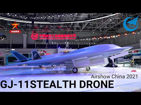 Game of drones and China's high-tech GJ-11 predator