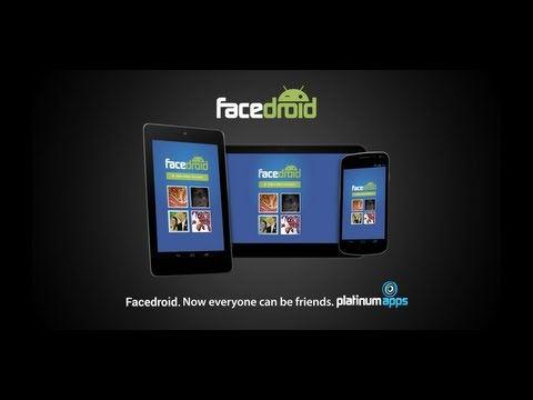Facedroid: Facebook For Android Phones And Tablets