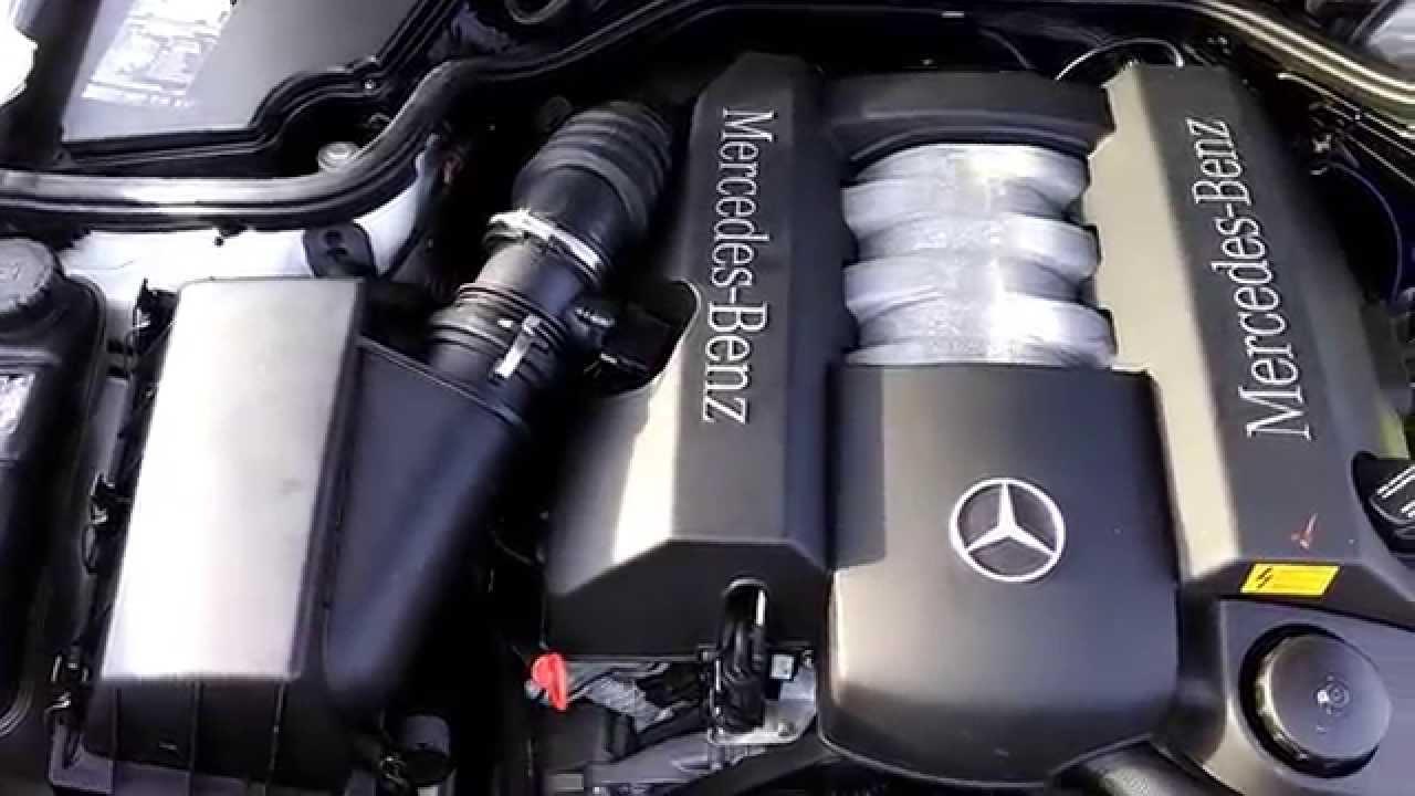 Mercedes benz e320 open door interior review youtube for How to open the trunk of a mercedes benz e320