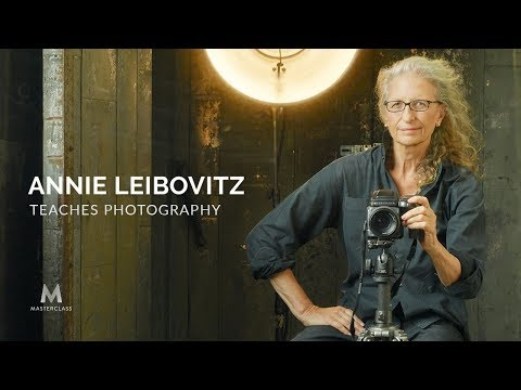 Annie Leibovitz Teaches Photography | Official Trailer