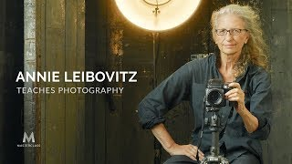 Annie Leibovitz Teaches Photography | Official Trailer thumbnail