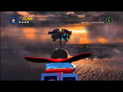Lego Batman 2 DC Super Heroes: Level 10 / Down to Earth Trophy/Achievement - HTG
