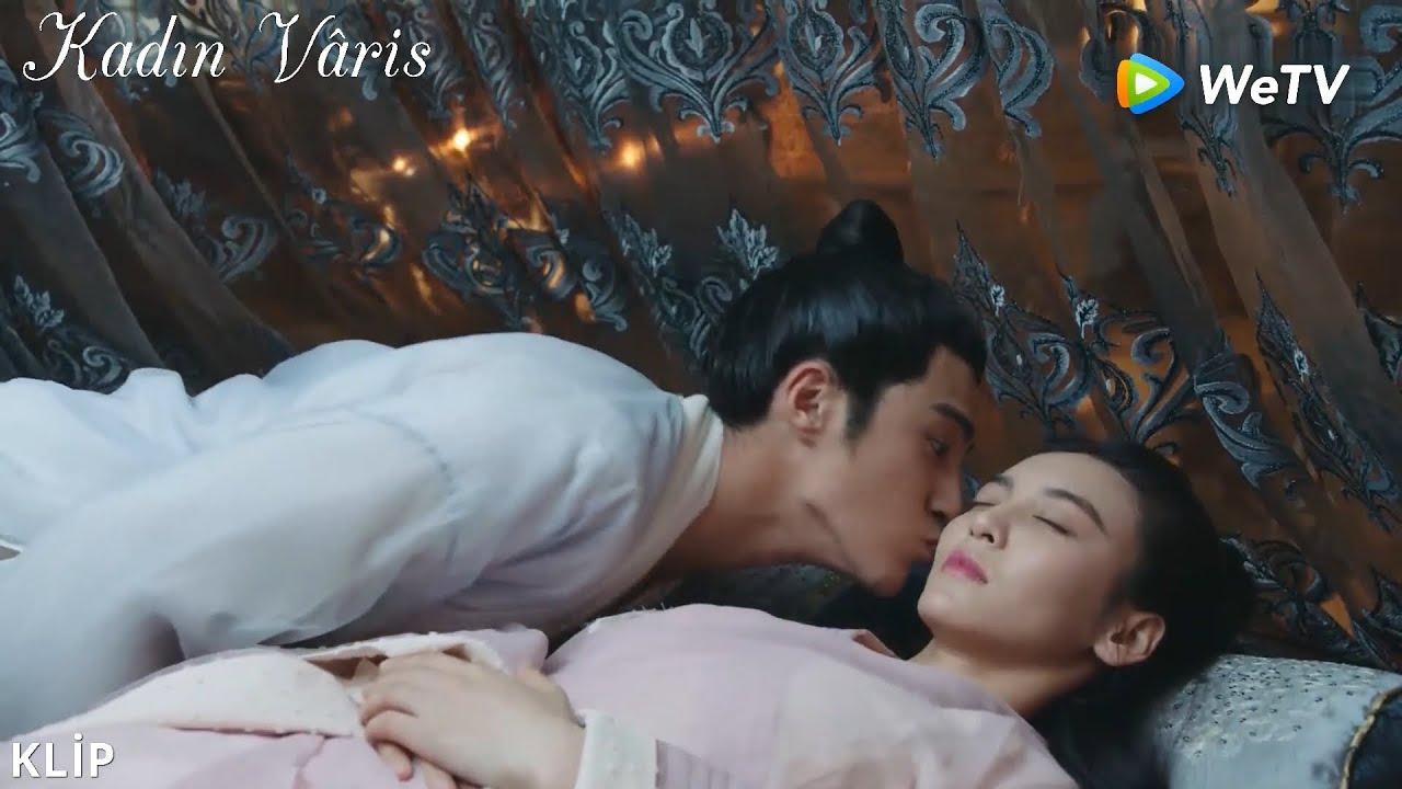 Kadın Vâris 22   Han Shi  Yi ve Beşinci Prens birlikte uyuyor💗    The Heiress   女世子