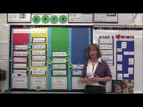 CAFE: Engaging Second Grade Students in Assessment and Instruction (Virtual Tour)