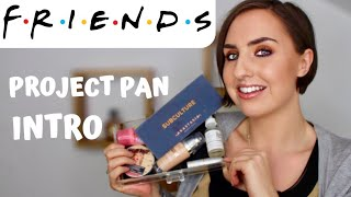 Friends Project Pan INTRO | Collab with Jocelyn Claire thumbnail