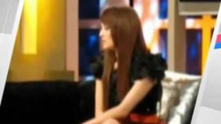 张韶涵节目谈母亲频落泪 强调自己喜欢男生(2011年1月19日).flv