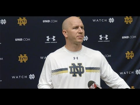Clark Lea evaluating best fits for Notre Dame defense