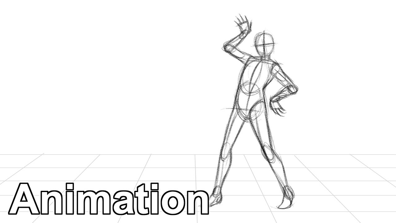 【ani hw #2】 dance sequence