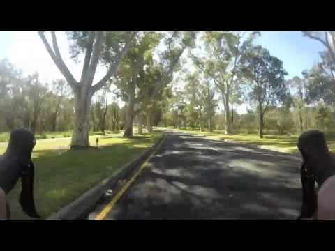 Perth City to Surf Half Marathon Course