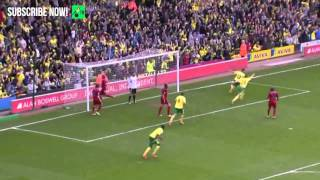 GOALS: Norwich City 4-0 West Brom (May 12, 2013)