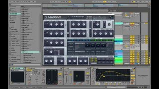 Ableton Beat Remake - Matt Simons Catch Release - Deepend Remix - Tutorial using Massive