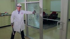 3M Safety and Security Window Film Demonstration