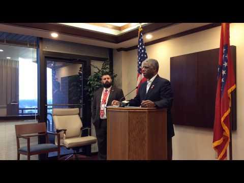 3/16/20 - Press Conference - Washington County Arkansas COVID19 Response