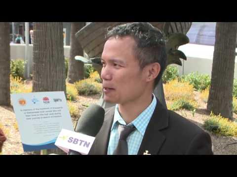 Talkshow chúc tết đầu Xuân Đinh Dậu 2017 với  Chủ tịch CĐNVTD/NSW Ts. Hà Cao Thắng