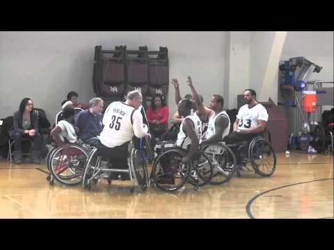 2015 Matthew Sapolin Memorial Wheelchair Basketball Tournament Championship