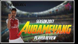 FO4 review - Pierre Emerick Aubameyang (season 17) - Ma tốc độ