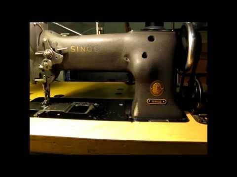 Singer 111W155 Industrial Sewing Machine