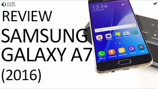 Samsung Galaxy A7 (2016) Review - Should you buy it?