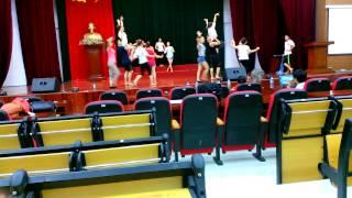 Múa Nghe em hát ở Trường Sa _ HVTC