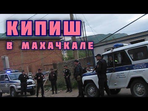 Смотреть Как  полиция Махачкалы реагирует на камеры онлайн