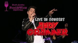 Andy Grammer- LIVE in Concert @ Busch Gardens Tampa