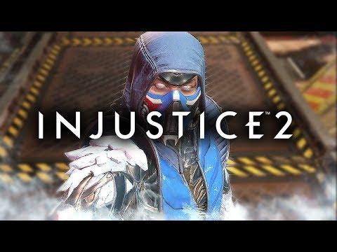 Introducción SUB ZERO a INJUSTICE 2, Reacción | Willthur