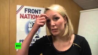 Marion-Maréchal Le Pen: « Il ne faut pas oublier que la Russie est un allié »