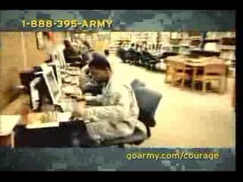 """United States Army """"Video Gamers"""""""
