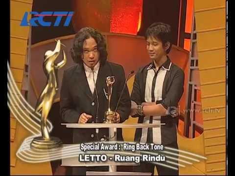 Letto 'Ruang Rindu' - Special Awards Ring Back Tone - AMI 2008