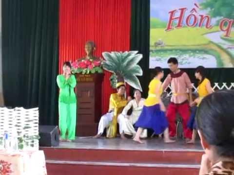Kịch thằng Bờm 10văn ft 10lí CLB Văn học dân gian Chuyên văn 2012-2015