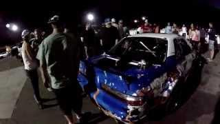 Rolezinho Nervozzo e Sonoma Drifting - Parte 4/5 - Mostrando alguns carros de Drift pra vcs