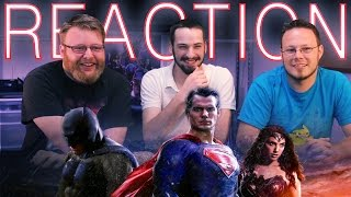 Batman V Superman: Dawn of Justice REACTION San Diego Comic Con