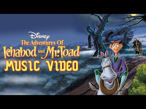 Download The Adventures of Ichabod and Mr. Toad (1949) Music Video