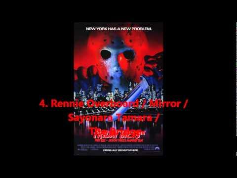 "Soundtrack ""Friday the 13th Part VIII""   4. Rennie Overboard /  Mirror / Sayonara Tamara / ..."