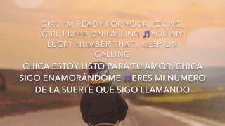 Not Letting Go - Tinie Tempah Ft. Jess Glynne Letra en español and English