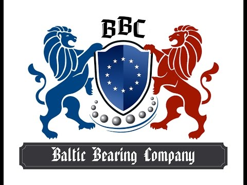 Baltic Bearing Company. BBC.  Assembly line