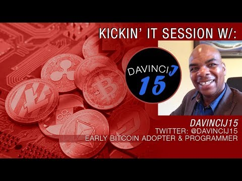 Crypto Legend DavinciJ15 Talks Peter Schiff, Lightning Network, Bitcoin & Wallstreet in Crypto