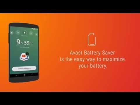 avast battery saver full apk