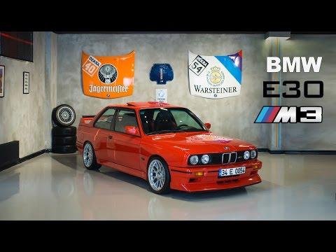1987 BMW E30 M3 Hikayesi