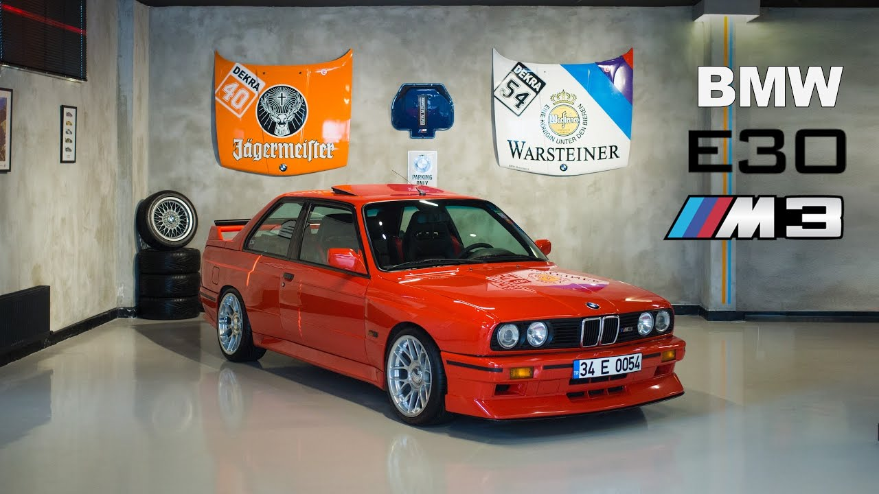1987 bmw e30 m3 hikayesi youtube. Black Bedroom Furniture Sets. Home Design Ideas
