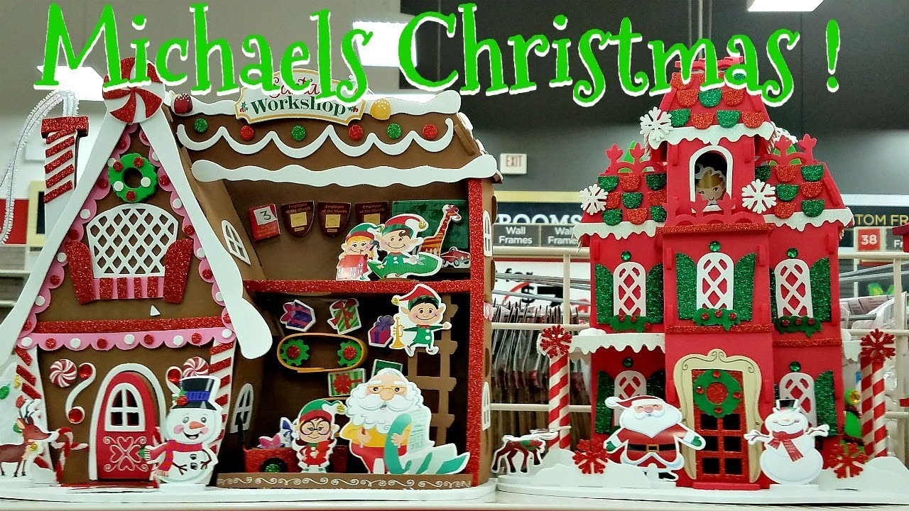 michaels christmas craft ideas shop with me stickers crafts 2017 4923