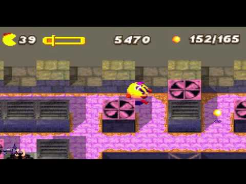 [WR][GBA EMU]Ms. Pac-Man Maze Madness - Watch Your Pac 3:45