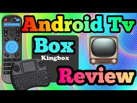 Kingbox K1 Android 6 0 TV BOX review