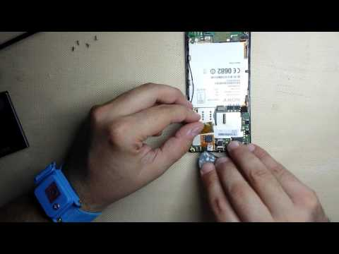 Cambio Touchscreen Xperia L C2105 change display