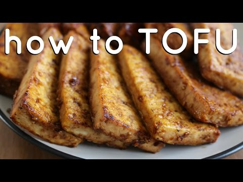 How to Cook Tofu // Easy & Oil-Free