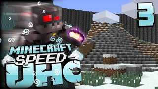 Minecraft Speed UHC Episode 3: King of the Hill