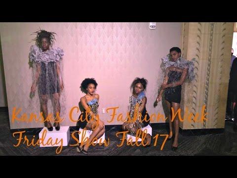 Kansas City Fashion Week Friday Show Fall 2017