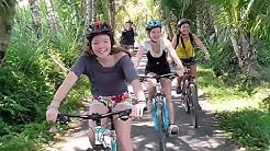 Bali Cycling Tour - Kintamani to Ubud soft downhill cycling