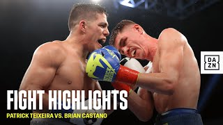 HIGHLIGHTS | Patrick Teixeira vs. Brian Castano